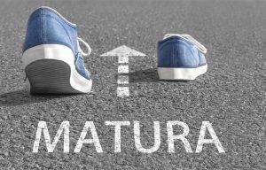 Weg zur Matura