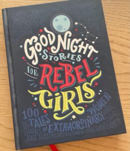 Good night stories for rebel girls E.Favilli F Cavallo